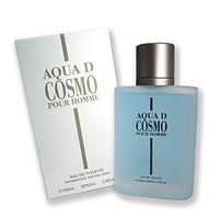 Мужская туалетная вода «Aqua d Cosmo» 100 мл