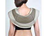 Массажер для шеи и спины Wrap Nesk & Shoulder Massager, фото 3