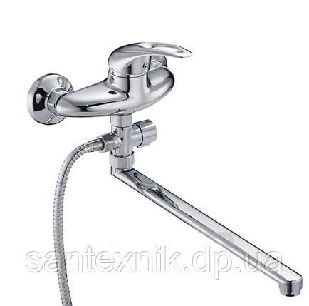 Смеситель ZEGOR (ванная) NHK6-B048, фото 2