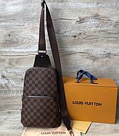 Мужская сумка слинг Louis Vuitton, фото 1