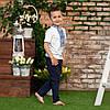 Футболка вишиванка для мальчика, фото 3