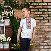 Футболка с вышивкой для мальчика, фото 2