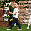 Футболка с вышивкой для мальчика, фото 4