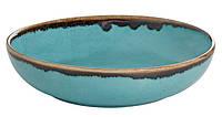 Миска / Салатник - 16 см, 415 мл, Лазурный (Porland) Seasons Turquoise