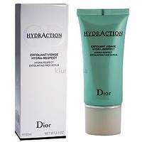 Пилинг для лица Exfoliant Visage Hydra-Respect Christian Dior (Кристиан Диор)