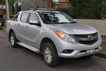 Mazda BT50 2006-2011
