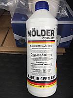 Концентрат охлаждающей жидкости Антифриз синий G11 Molder 1,5л KF-015-G11