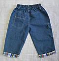 Річний комплект-3-ка для хлопчика: сорочка, футболка та шорти (Угорщина), фото 6