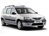 Запчасти для Dacia Logan