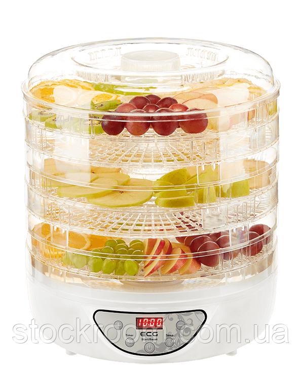 Сушильный аппарат для фруктов и овощей ECG