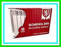 Радиатор биметаллический Bohemia В 96 (500/96)