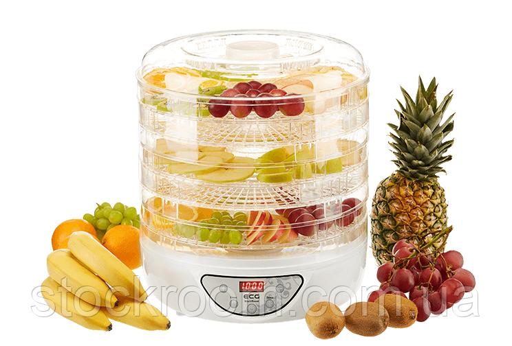 Сушильный аппарат для фруктов и овощей ECG SO 570