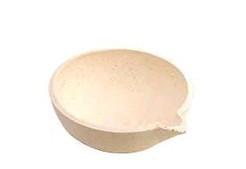 Тигель шамотно - глиняный 75 х 30 мм