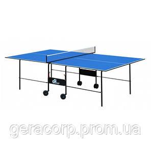 Теннисный стол GSI-Sport Athletic Light Cиний Gk-2, фото 2
