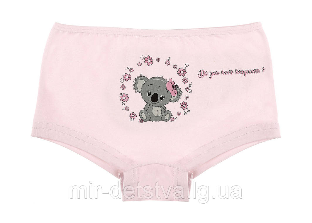Трусы-шорты детские для девочек ТМ Donella оптом р.2/3 года (98-104 см)