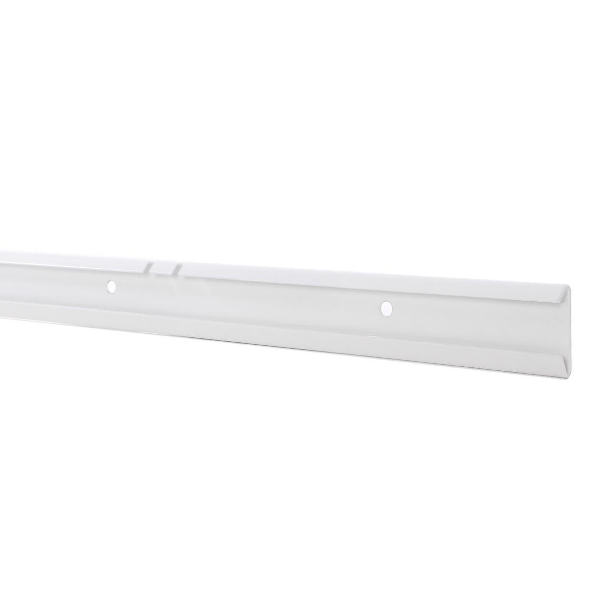 Рельс  для стойки гардеробной системы Larvij 1000мм  L9810WH