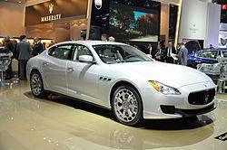 Maserati Quattroporte 2004-2013