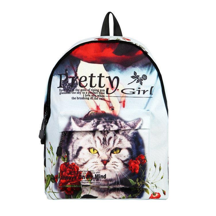 Міські рюкзаки Running Tiger для дівчини