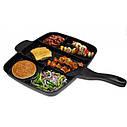 Сковорода универсальная UTM MAGIC PAN с покрытием Тефаль 5в1, фото 2