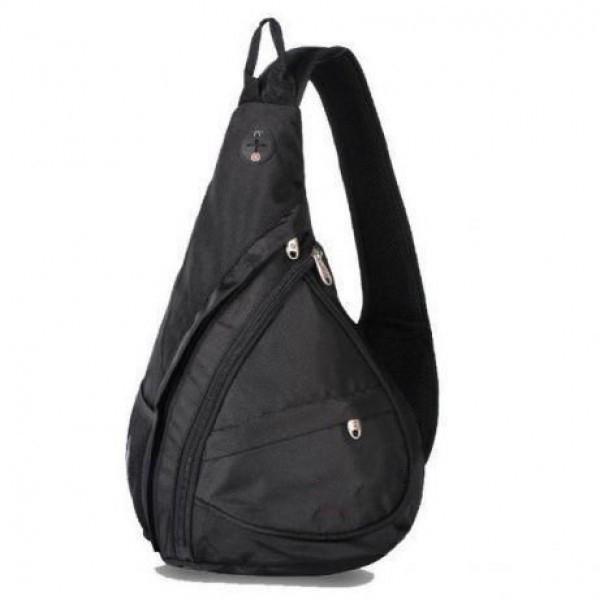 Универсальный рюкзак Small Swiss Bag Black