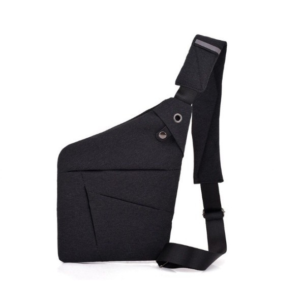 Мужская водонепроницаемая сумка Cross Body Original Black