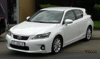 Lexus CT 2011- (200h)