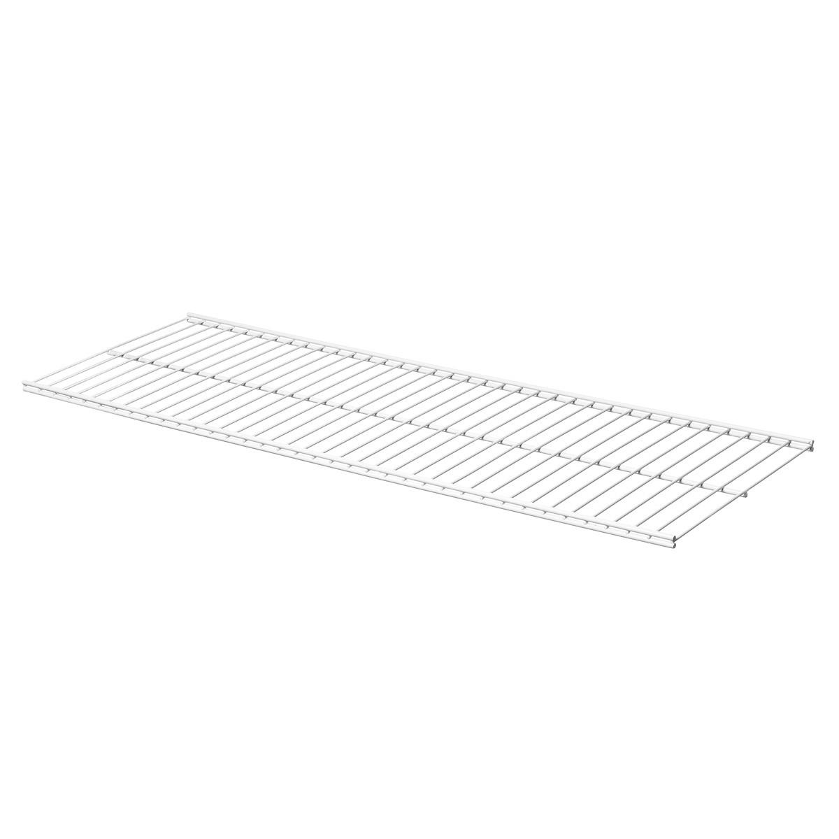 Полка для гардеробной системы Larvij белая  903×306 мм   L9993WH