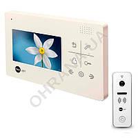 Комплект видеодомофона NeoLight видеодомофон DELTA+вызывная панель OPTIMA