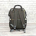 Сумка-рюкзак для мам UTM Серый, фото 3