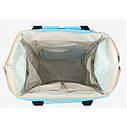 Сумка-рюкзак для мам UTM Зеленый, фото 5