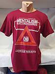 Футболка мужская Батал, мужские футболки больших размеров, фото 4