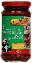 Соус чили с чесноком Lee Kum Kee Hong Kong, 165мл