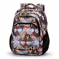 Рюкзак школьный ортопедический Dolly 530, фото 1