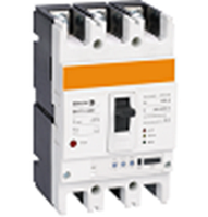 Авт. промышленный выкл. с электронным расцепителем ВА77-1-630 (тип HЕ) 3P 400-630А Icu 80кА - Ics 60кА, 400В Electro