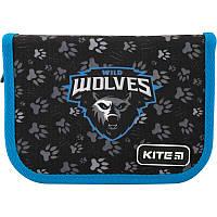 Пенал Kite Education Wolf K19-621-8