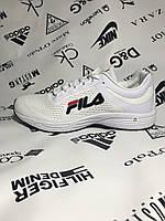 Мужские кроссовки белые FILA https://esthete-shop.prom.ua