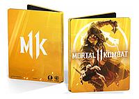 Mortal Kombat 11 Steel Book Edition (PS4, для Украины)