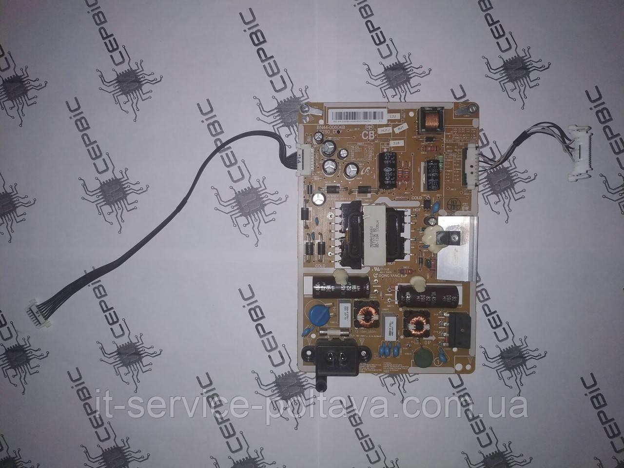Power Supply (PSU): BN44-00604B (Power Board (Блок живлення) для SAMSUNG UE32F4020AW