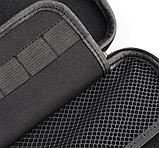 Защитный компактный чехол-кейс на молнии для Nintendo Switch ( 4 цвета) / Стекла / Пленки /, фото 6