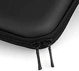 Захисний компактний чохол-кейс на блискавці для Nintendo Switch ( 4 кольори) / Скла / Плівки /, фото 7