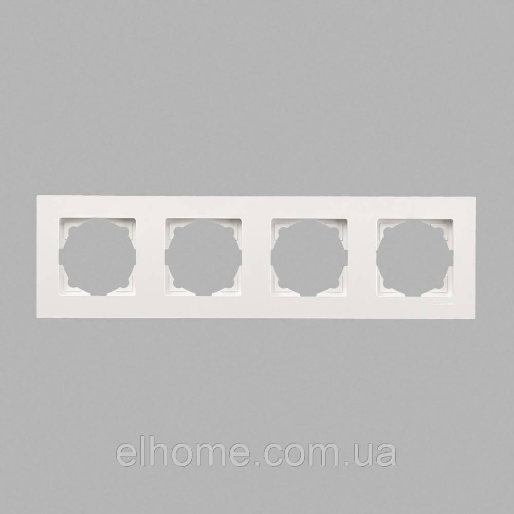 Рамка чотиримісна, Gunsan Eqona біла