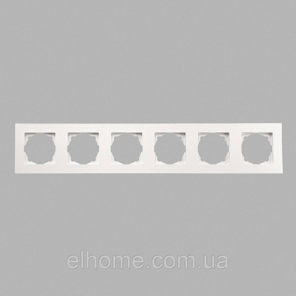 Рамка п'ятимісна, Gunsan Eqona біла