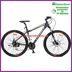 Горный велосипед Crosser Banner 29 дюймов черный