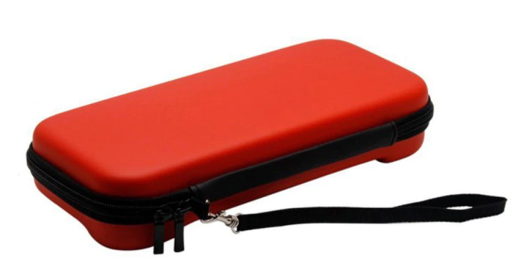 Защитный чехол кейс GameWill для Nintendo Switch ( 4 цвета) / Стекла е