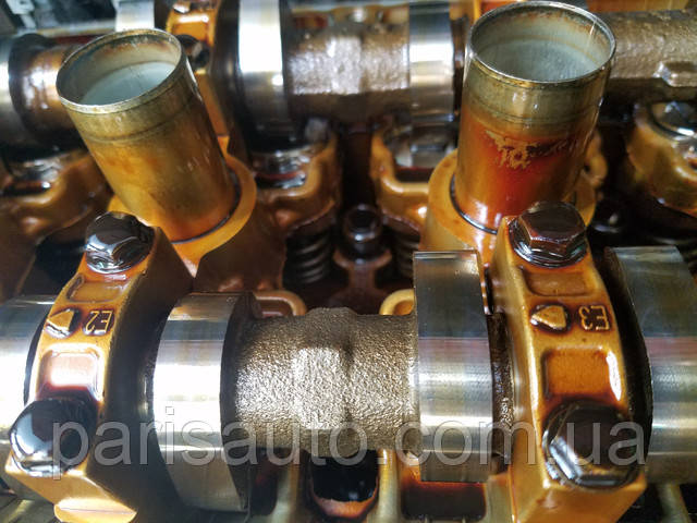 Масло мотюль в двигателе Гетса 131000 км