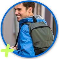 Рюкзаки и сумки молодежные
