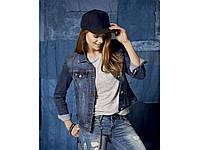 Женский джинсовый пиджак Esmara размер 40евро наш 46 смотрите замеры маломерит , фото 1