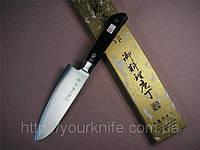 Купить нож кухонный японский Tojiro Santoku F-503 170мм Японский Шеф