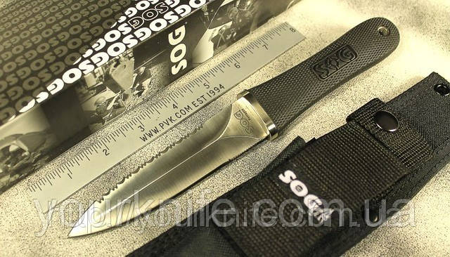 Нож SOG Pentagon