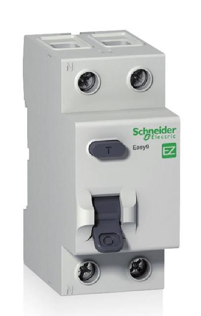 Устройства защитного отключения (УЗО) Easy9 Schneider